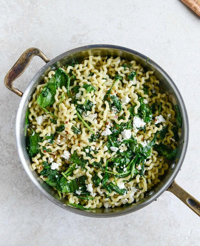 ... Caramelized Shallot, Garlic Butter Pasta, Recipe, Minute Caramelized