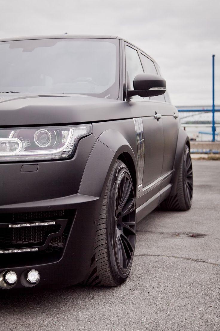 Elegant Lumma Designs LWB Range Rover