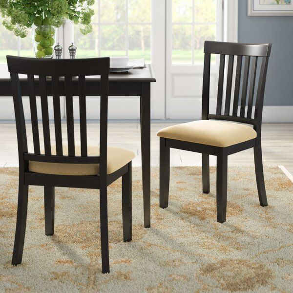 Oneill Upholstered Dining Chair Dining Chairs Upholstered Dining Chairs Solid Wood Dining Chairs