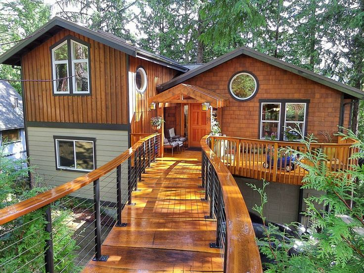 Best 19 Cascade Ln Bellingham Wa 98229 Luxury Tree Houses 400 x 300