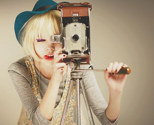 : 60S Styles, Hats Styles, Up Styles, Retro Styles, Vintage Camera, Blondes Shorts Hairs, Old Styles, Camera Lens, Shorts Bobs