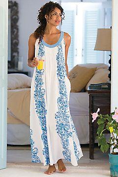Women Summer Breeze Gown