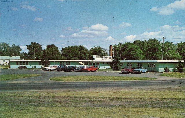 Kleis motel st cloud mn remembered pinterest motel for Eich motors st cloud minnesota