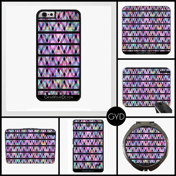 "SOLD design ""GEOMETRIC GLOSSY PATTERN G33""…"