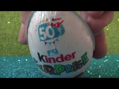 50th Kinder Surprise Anniversary for Boys