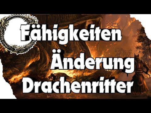 The Elder Scrolls Online - Fähigkeiten Änderung Drachenritter Dunkle Bru...