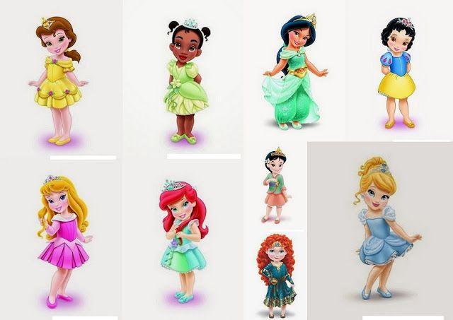 Disney Princess Baby Images.