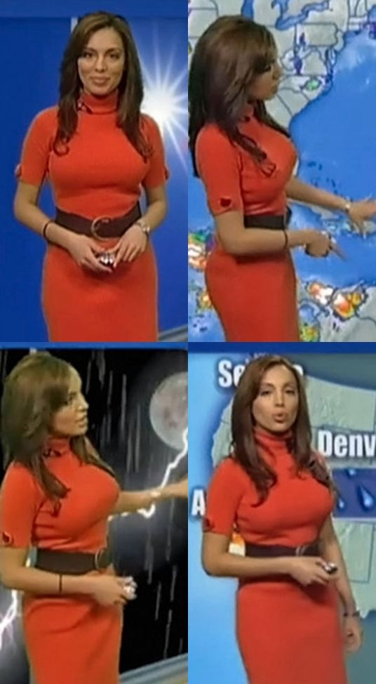 64 best weather girls images on pinterest