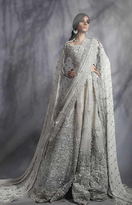 Pakistani couture by Sana Safinaz Diffusion Couture collection