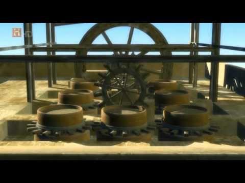 Machines of ancient China - YouTube