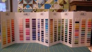 Now this is thread ... Aurifil: Woolen Stitchery, Patchwork Inspiration, Quilts Repin