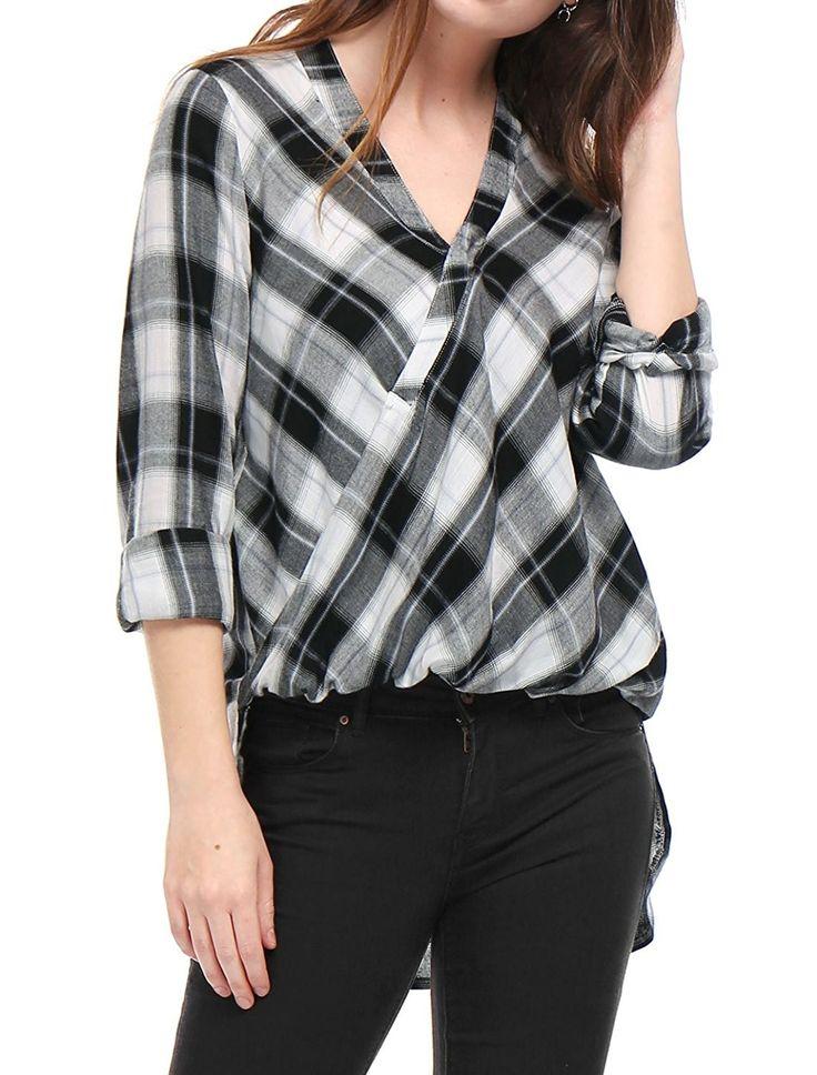 womens black shirts amp blouses next uk - 736×968