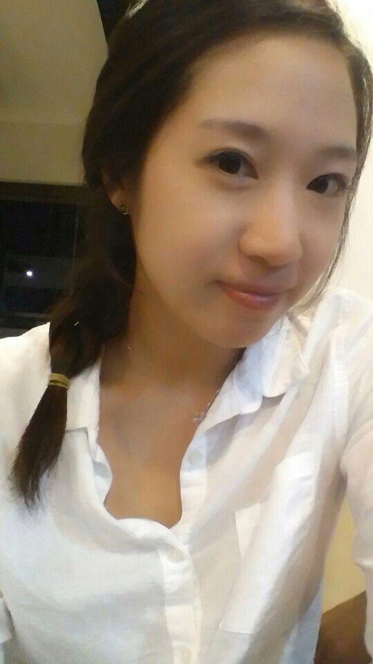 Love my hair style~v