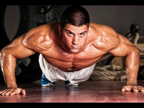how to build big arms at home