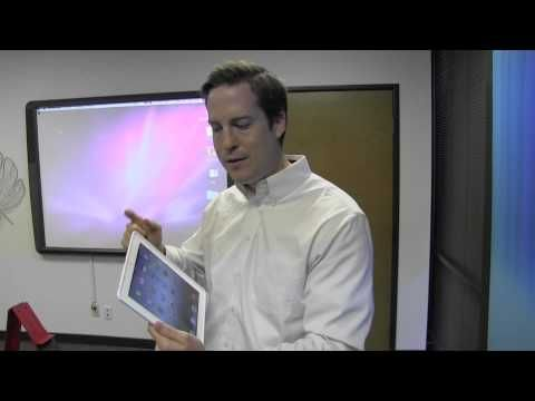 How to Project Your iPad Wirelessly - Reflector App Tutorial - YouTube