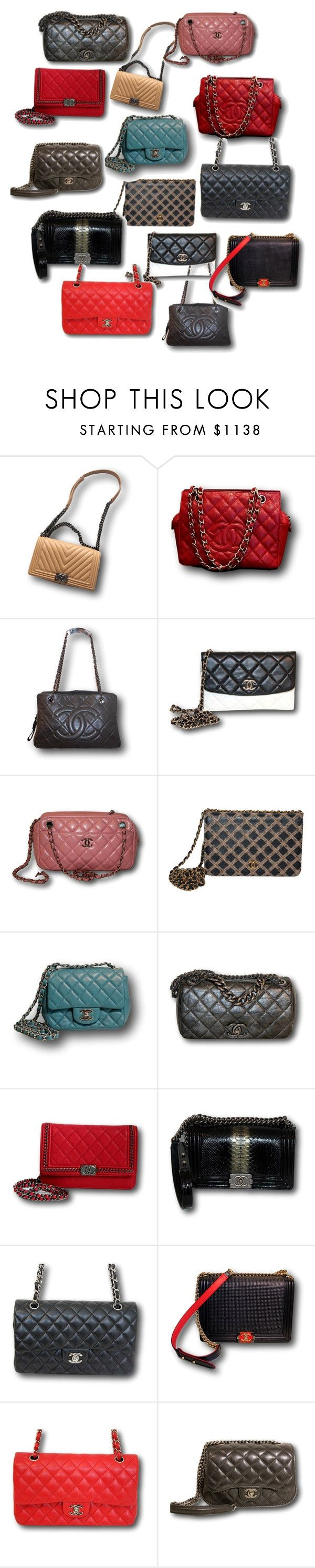 """""""CHANEL BAGS SALE!"""" by preselected on Polyvore"""