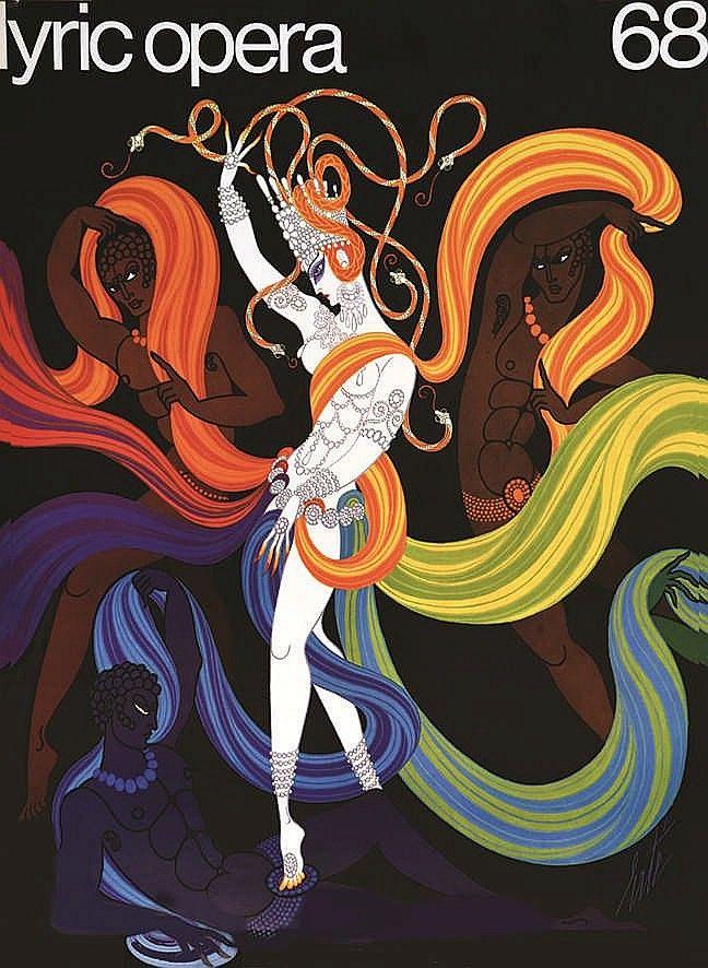 ERTE Lyric Opera 1968