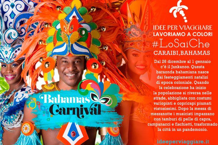 I #LoSaiChe di #IdeeperViaggiare continuano.......http://www.ideeperviaggiare.it #Caraibi #Bahamas