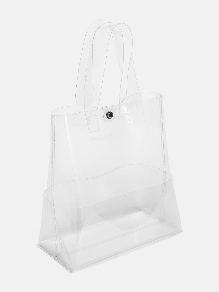 Download Image Result For Zara Clear Plastic Bag Zara Bags Bags Zara