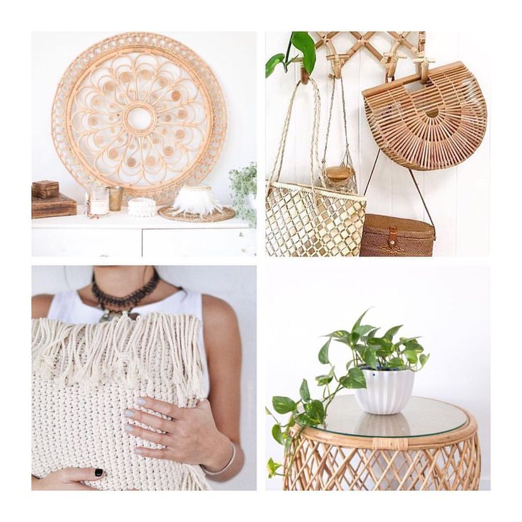 239 Likes, 12 Comments - Cool Modern Vintage Rattan (@aufaitliving)