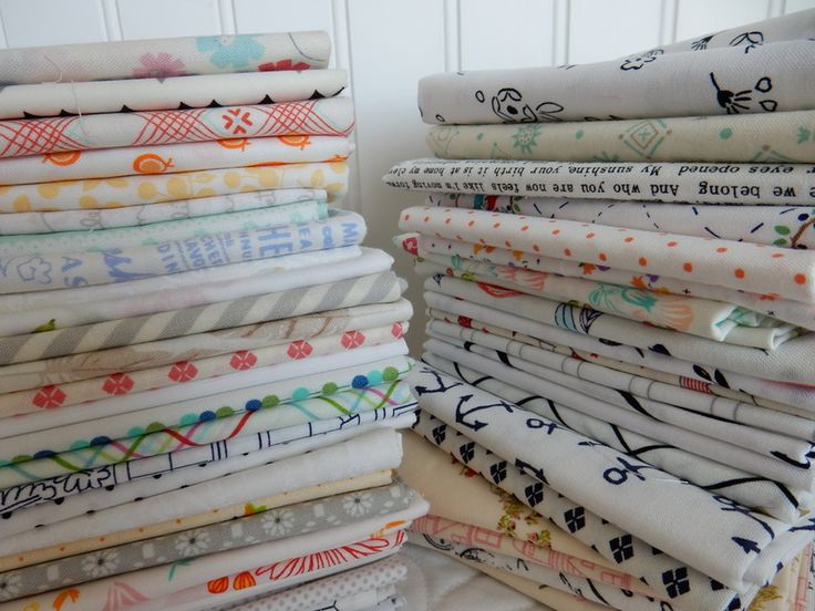"""Looking for a way to create a """"shabby chic"""" quilt? Low-volume quilt fabrics are a great way to get that look. These tips for choosing and working with low-volume fabrics will have you stitching in no time!"""