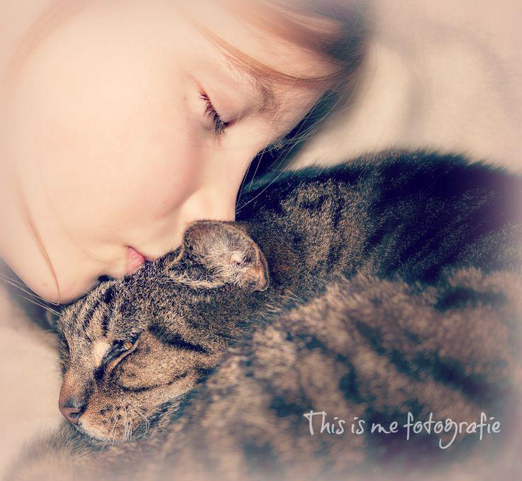 De liefde tussen mens en dier :)