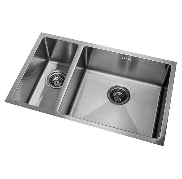 DV205-L Sink. Under bench mount