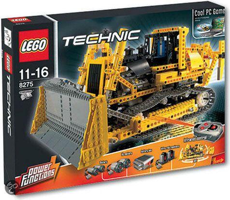 LEGO Technic Bulldozer #8275