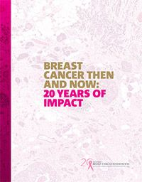 See what NBCF has achieved in the last 20 years!