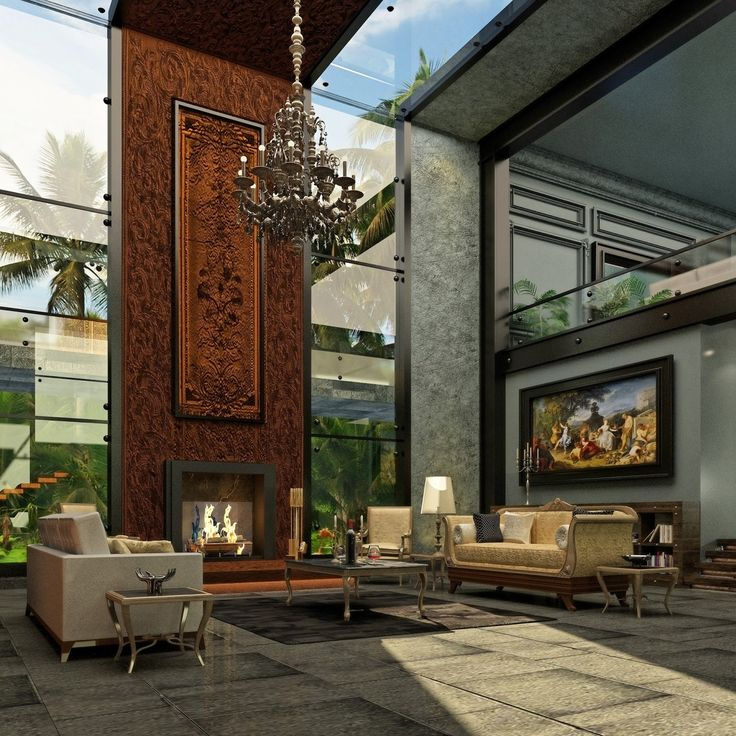 299 best s t u d i o l o f t w h a r e h o u s e - The penthouse apartment in kiev when nature meets modern ...