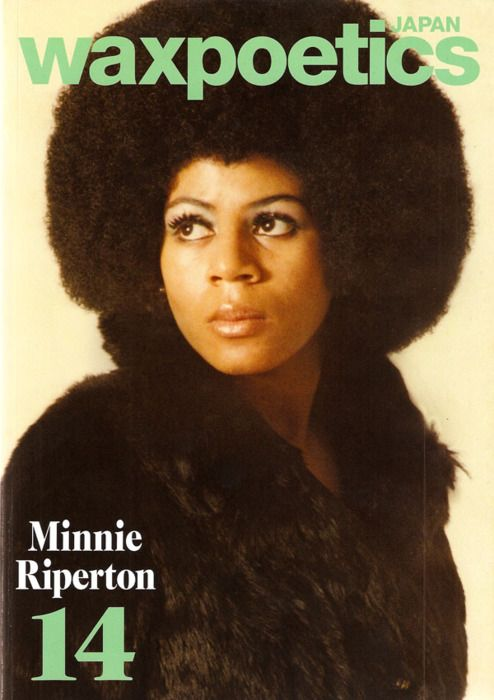 minnie riperton....JUST BEAUTIFUL AND THAT FRO!!