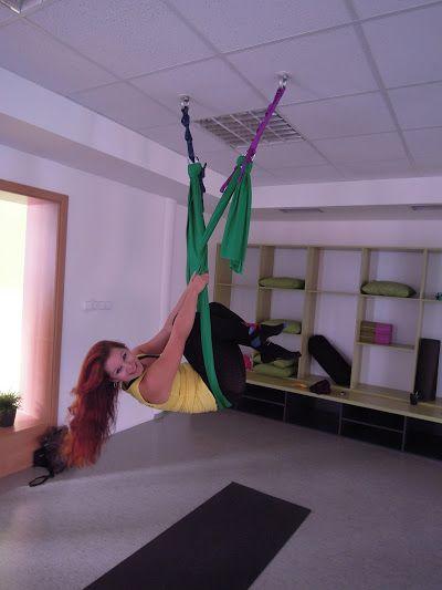 Martanka - Fly Yoga - Instructor