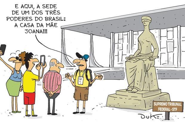 Charges sobre a Justiça Brasileira | Caricatura, Estilos de ...