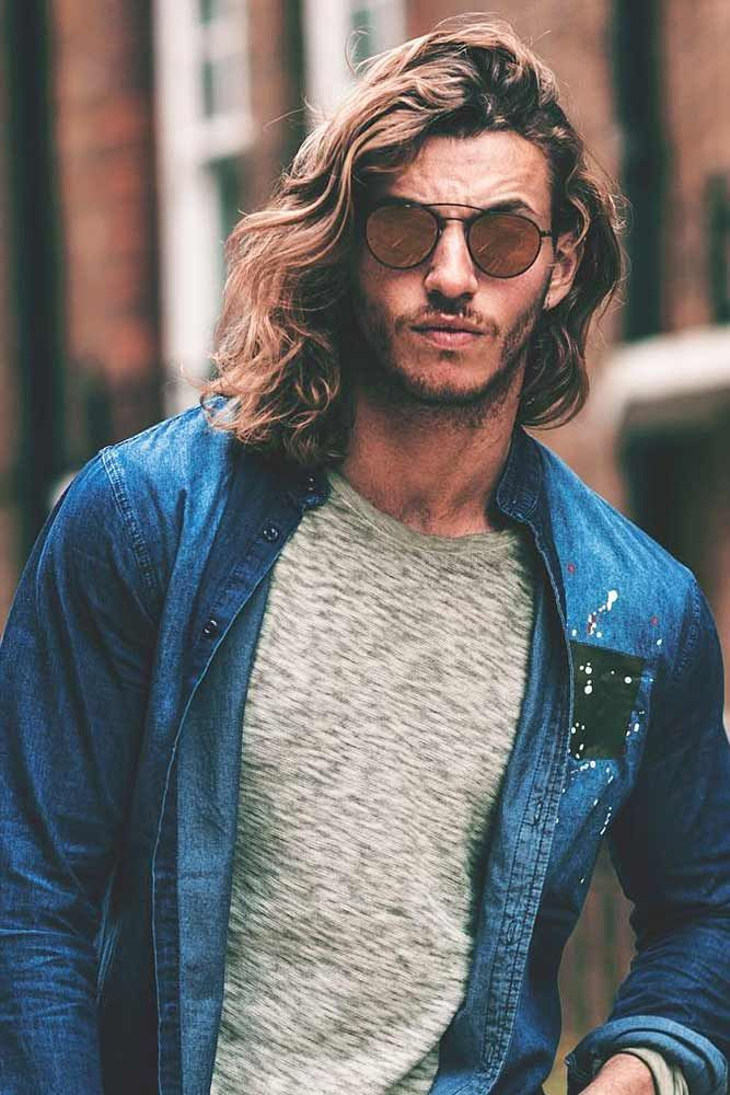 How To Get And Style Curly Hair Men Like To Sport Lovehairstyles Com Wavy Hair Men Long Hair Styles Men Long Curly Hair Men