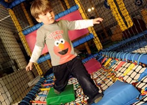 Funcastle at Hunstanton makes a great Christmas 2012 offer to entertain the kids