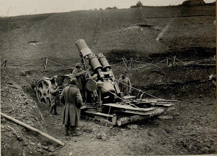 arma de asedio de 305 mm Austro-Húngaro