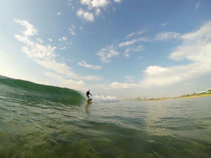 God helped me!........waves!!!