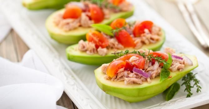 15 recettes minceur à bricoler avec une boîte de thon | www.fourchette-et-bikini.fr