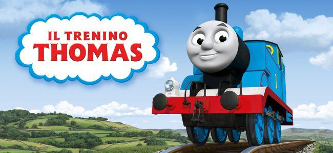 Il Trenino Thomas | Cartoonito IT