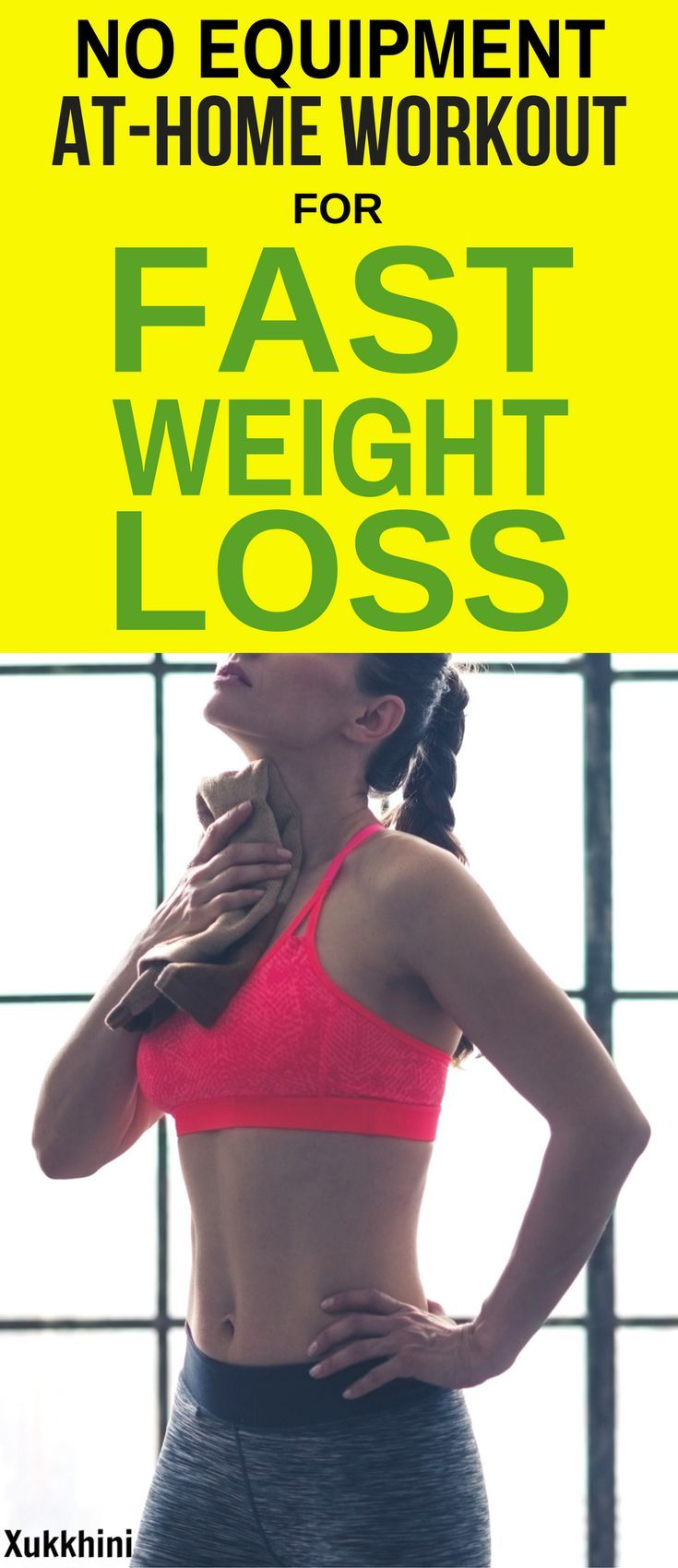 How would you like to get twice the fat-loss results in half the time? This secret home workout was developed by champions for fast weightloss. What's more, you can perform it at home without any special equipment. #athomeworkout #bodyweightworkout No Equipment workout |  Lose weight Quick | Weight Loss Motivation | Weight Loss Tips