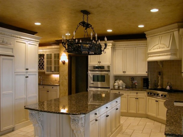 Kitchen, Fascinating Tuscan Kitchen With Fancy Items Tuscan Kitchen Decor  And Backsplash Ideas Wallpaper Also Tuscan Style Kitchens With Marble  Countertops ... Part 61