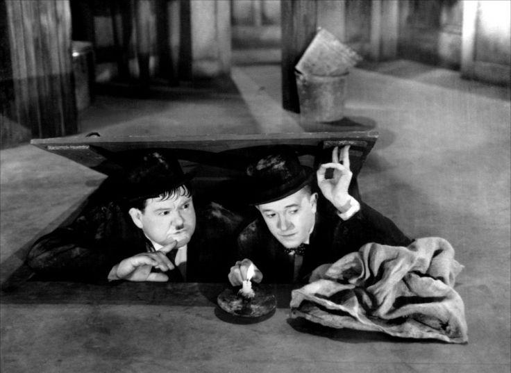 Laurel et Hardy au Far-West - Stan Laurel - Oliver Hardy