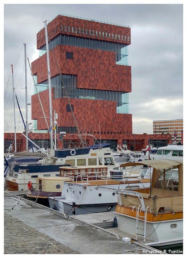 MAS (Museum aan de Stroom) - Anvers