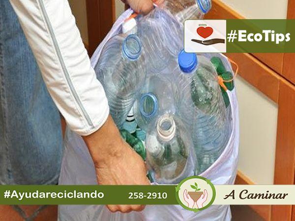Lo importante de reciclar en casa, es generar conciencia medioambiental en ti, en tus hijos y por qué no, en tus vecinos o personas allegadas. Para esto es necesario un cambio de hábitos. RECICLA por ti, por mi, por el futuro♻️💚