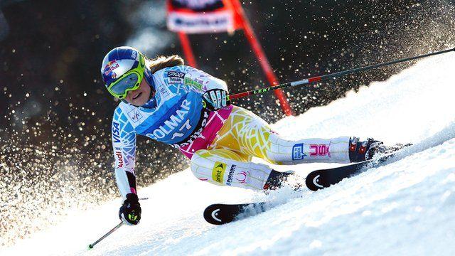 #Sochi2014: Chemmy Alcott in Team #GB #WinterOlympics squad