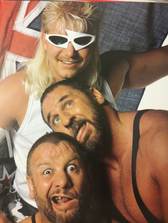 Johnny Ace and the Bushwhackers