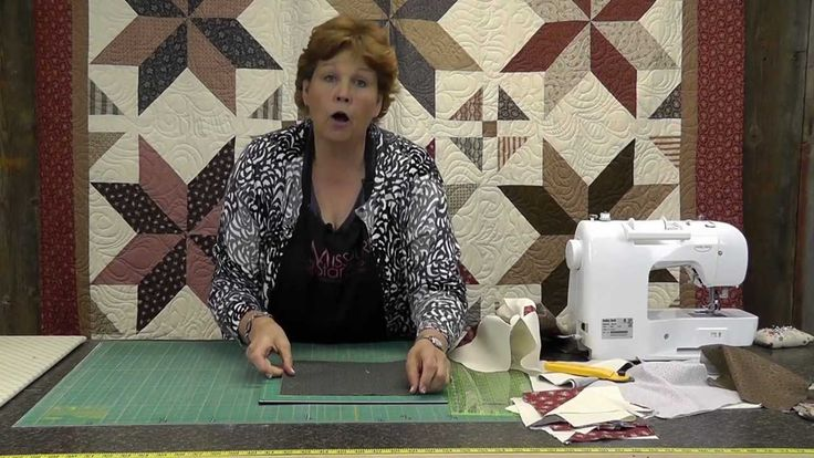 """The Big Star Quilt - Quilting Made Easy! - using layer cakes to make 4 HST (each star block is approx 25"""" wide using 10"""" layer cake)"""