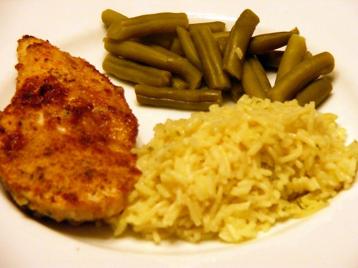 Super Moist Breaded Ranch Chicken - Yum!
