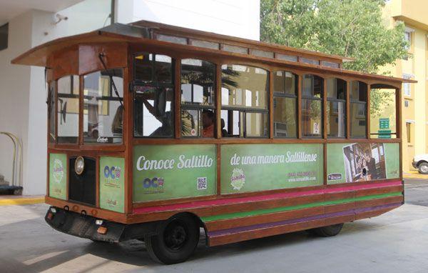 Tranvía Saltillo, Coahuila