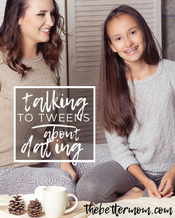 What You Should Know About Tween Dating